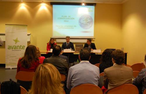 El Gobierno de Extremadura pone en marcha el Plan de Consolidación de Mercados Exteriores para 2012, al que se acogerán 25 empresas