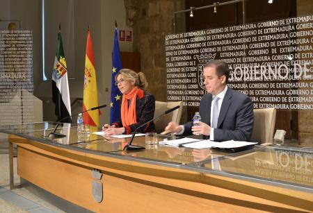 El Gobierno de Extremadura pone en marcha el 'Plan de Innovación y Mejora competitiva para la Pyme', que busca dinamizar y fortalecer el tejido productivo de la región
