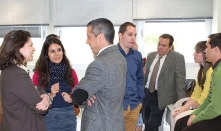 Ya han comenzado las entrevistas a los aspirantes a participar en la fase práctica del Plan de Formación de Nuevos Profesionales en Comercio Exterior (FORMACOEX)