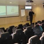 Los participantes del Programa de Dinamizadores de la Innovación y mejora continua en la Empresa (programa DiME) visitan centros de investigación extremeños