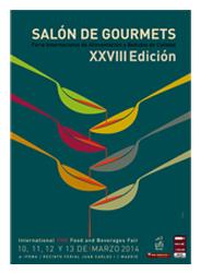 Cartel XXVIII SG 2014