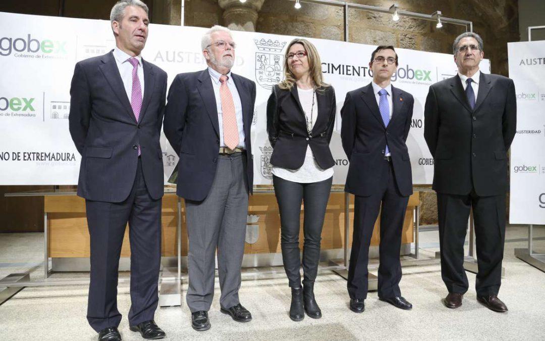 Extremadura Avante firma un convenio con Interaceituna para promocionar la aceituna de mesa extremeña en Rusia