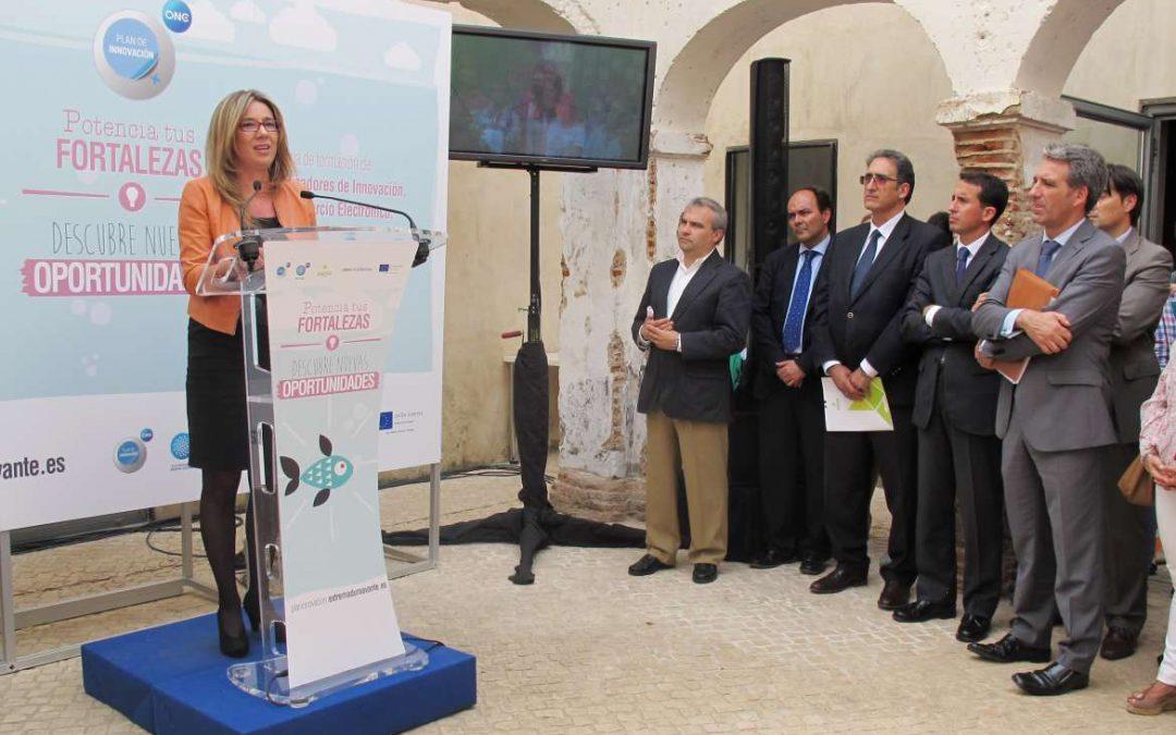 Teniente inaugura el Espacio Co.nvento para impulsar proyectos de innovación y apoyar a las empresas en sus procesos de cambio
