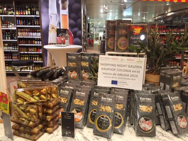 Diecinueve empresas extremeñas del sector alimentario han participado en la 33ª edición de Anuga en Colonia, Alemania