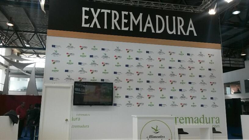 24 empresas extremeñas entre los 130 expositores españoles y lusos que se dan cita en la vigésimo sexta edición de Fehispor 2015