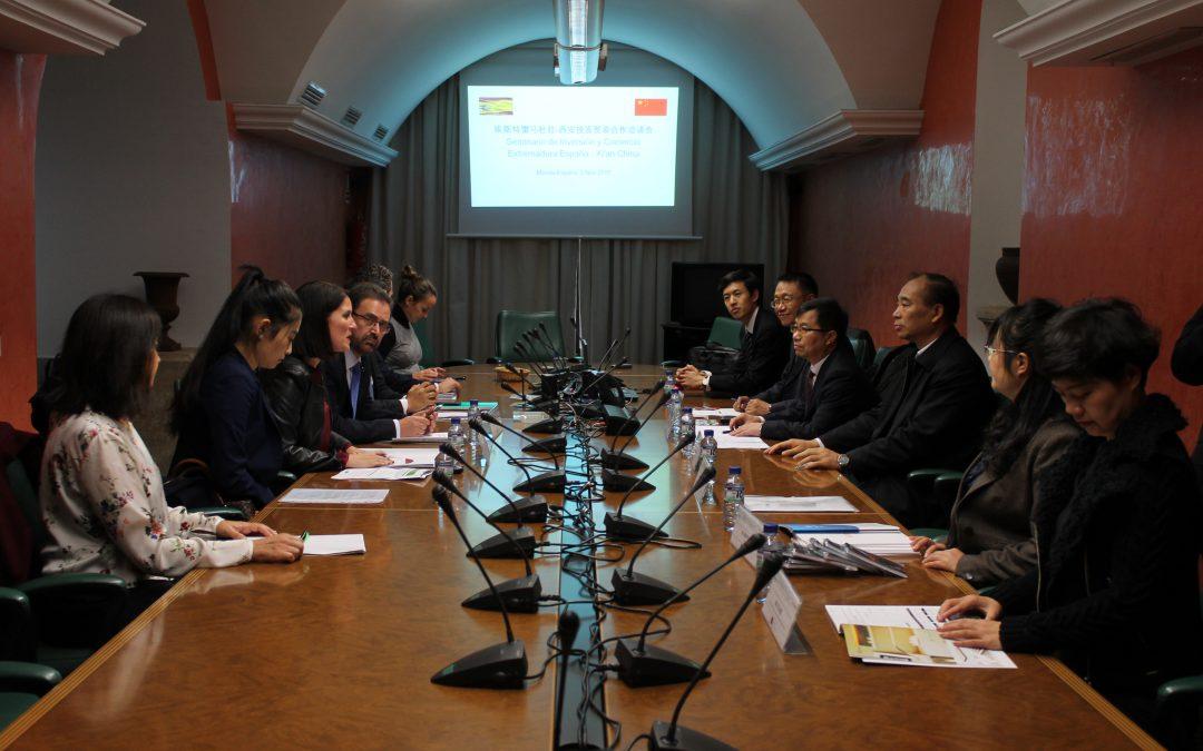 """Miguel Bernal apuesta por la internacionalización del """"Know how"""" de la región como fomento de relaciones bilaterales con otros países"""