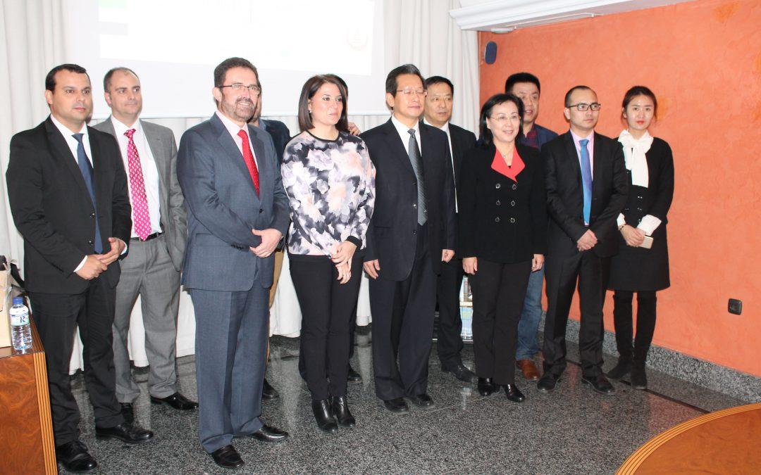 Empresas extremeñas participan en la Misión Comercial Directa a China del 21 al 28 de noviembre