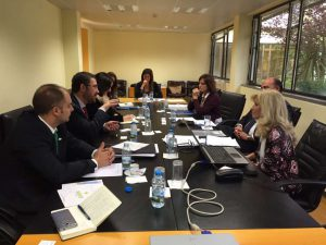 Accion Exterior Extremadura Avante Reuniones Lisboa Empresas