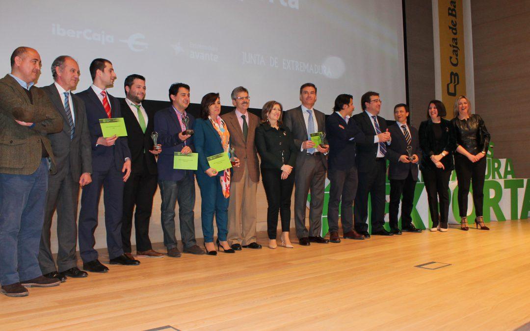 Fernández Vara aboga por el trabajo conjunto para lograr una mayor internacionalización de las empresas extremeñas