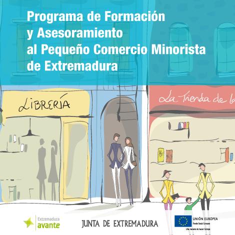 Arranca una nueva edición del Programa de Formación y Asesoramiento al Pequeño Comercio Minorista de Extremadura