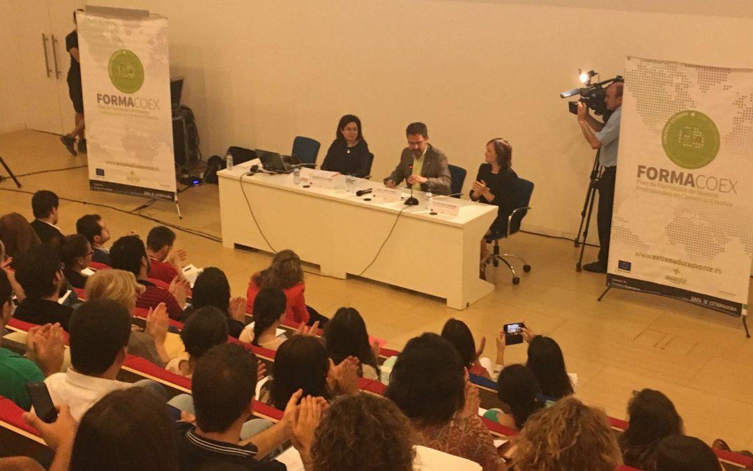 Empresas extremeñas hortofrutícolas buscan oportunidades comerciales en Centro Europa