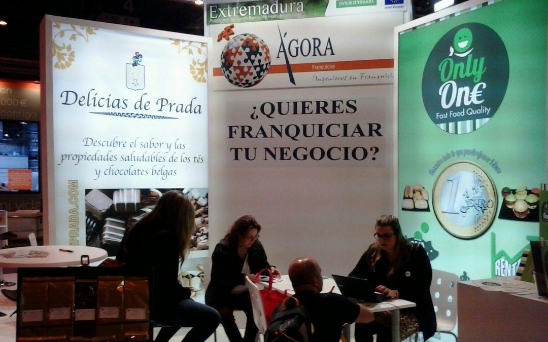 La Junta de Extremadura estará presente en la 21ª edición del Salón Internacional de la Franquicia 2016