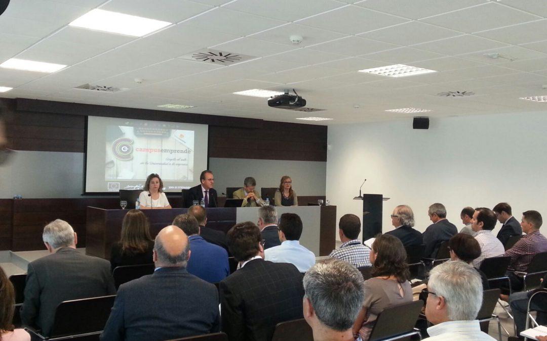 Campus Emprende apuesta por convertir Extremadura en un polo de atracción del talento joven