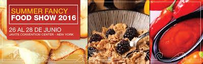 El sector agroalimentario extremeño viajará a la 62º edición de la Feria Summer Fancy Food en Nueva York