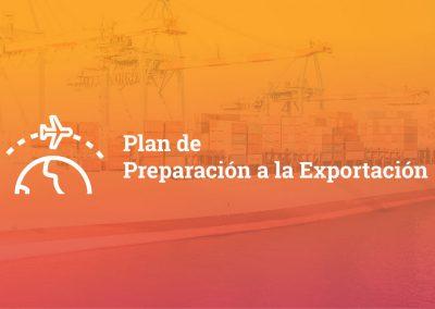 Plan de Preparación a la Exportación