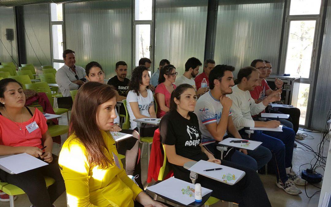 La Dirección General de Empresa organiza en El Anillo una jornada con los participantes de Campus Emprende