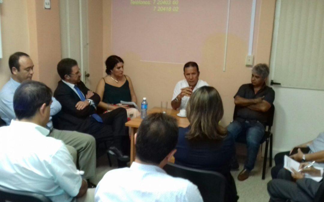 Empresas extremeñas exploran las oportunidades de negocio en Cuba