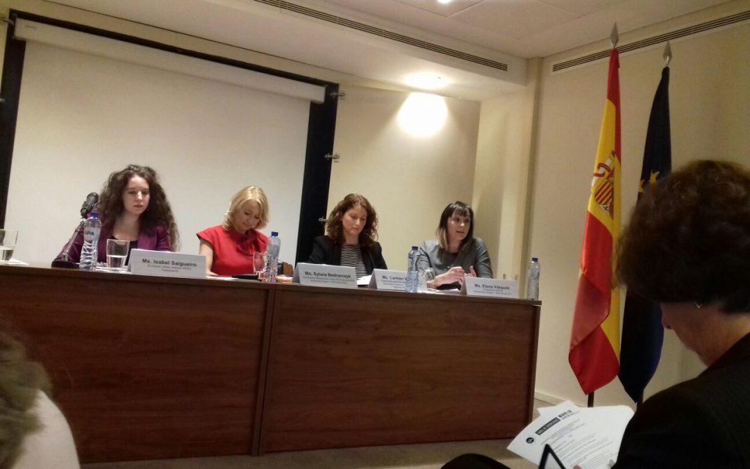 Extremadura explora en Bruselas nuevas fórmulas para apoyar el espíritu empresarial