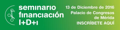 Mañana, 13 de diciembre, tendrá lugar el Seminario de Financiación I+D+i para ayudar a las pymes extremeñas a materializar sus proyectos