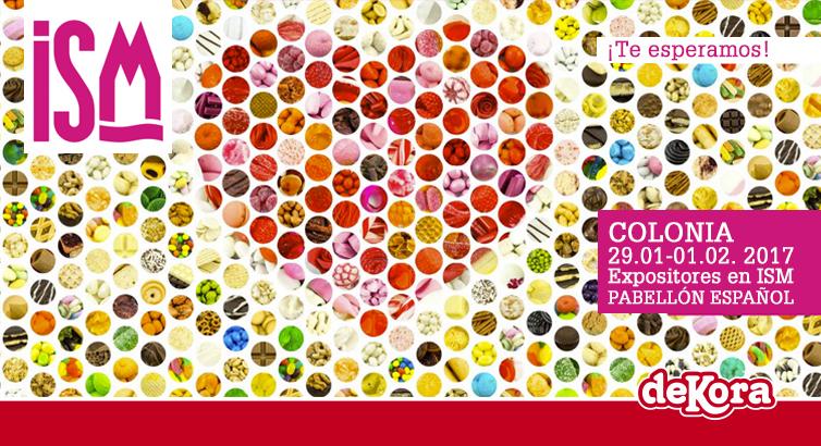 Empresas extremeñas del sector del dulce y la confitería presentarán sus productos en la feria alemana ISM 2017