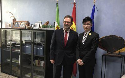 Extremadura Avante explora las oportunidades que ofrece la ciudad china de Yiwu para las empresas extremeñas