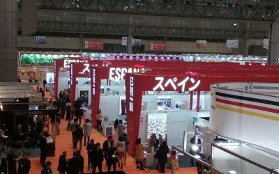 Empresas extremeñas de alimentación y bebidas presentan sus productos en Tokio