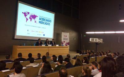 La Jornada Internacional 'Acercando mercados' concentra al tejido empresarial extremeño en Mérida