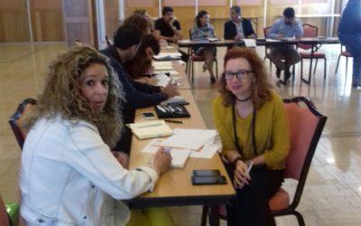 La Red de Mentores y Mentoras de Extremadura reúne a una veintena de empresarios en su tercer desayuno de trabajo