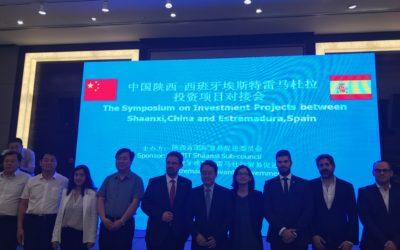 Más de 150 empresas chinas buscan apoyo tecnológico en las empresas extremeñas