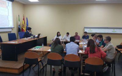 Celebrada en Mérida la reunión de lanzamiento del Proyecto Euroace Sport