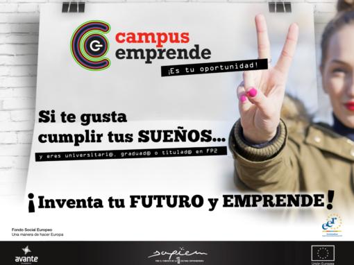 Campus Emprende 2017 – Programa