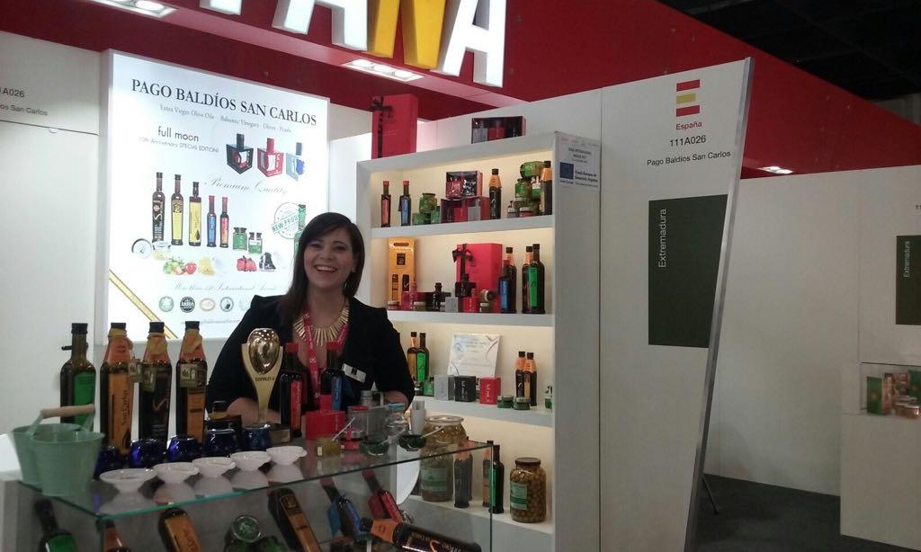 La Junta acompaña a una veintena de empresas extremeñas en la Feria Anuga de Alemania