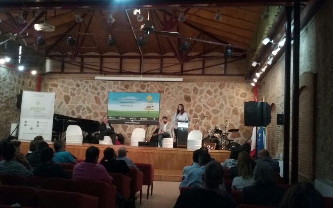 García Cabezas inaugura las I Jornadas Profesionales de la Música, ´reflejo de la apuesta de la Junta por la industria cultural´