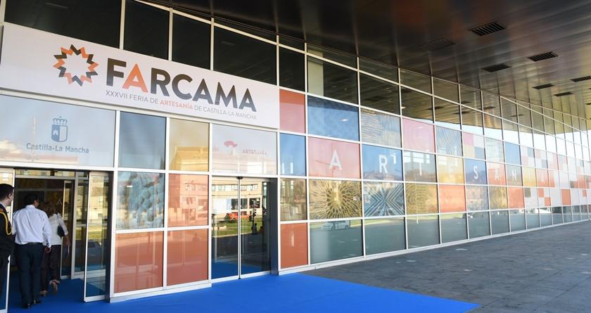 La Junta apoya a las empresas extremeñas en la Feria de la Artesanía de Castilla-La Mancha (Farcama)
