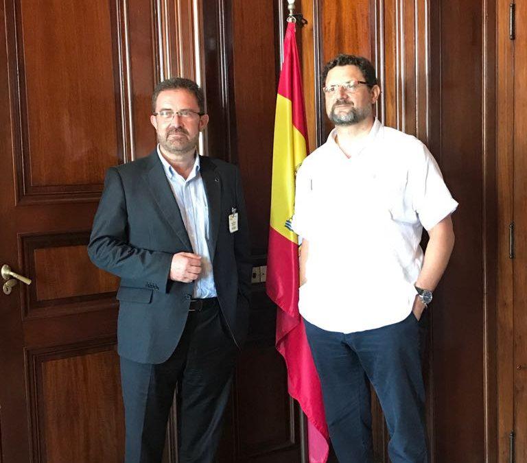 Las economías de Extremadura y Cuba concretan líneas de cooperación empresarial