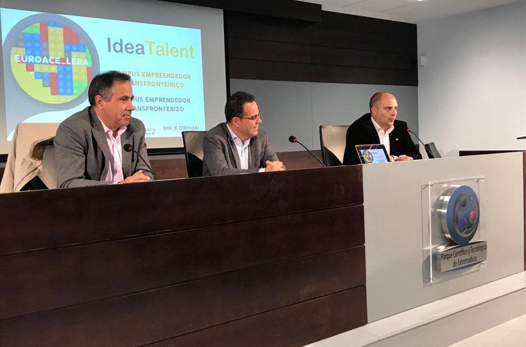 Extremadura y Portugal unidas por el emprendimiento transfronterizo