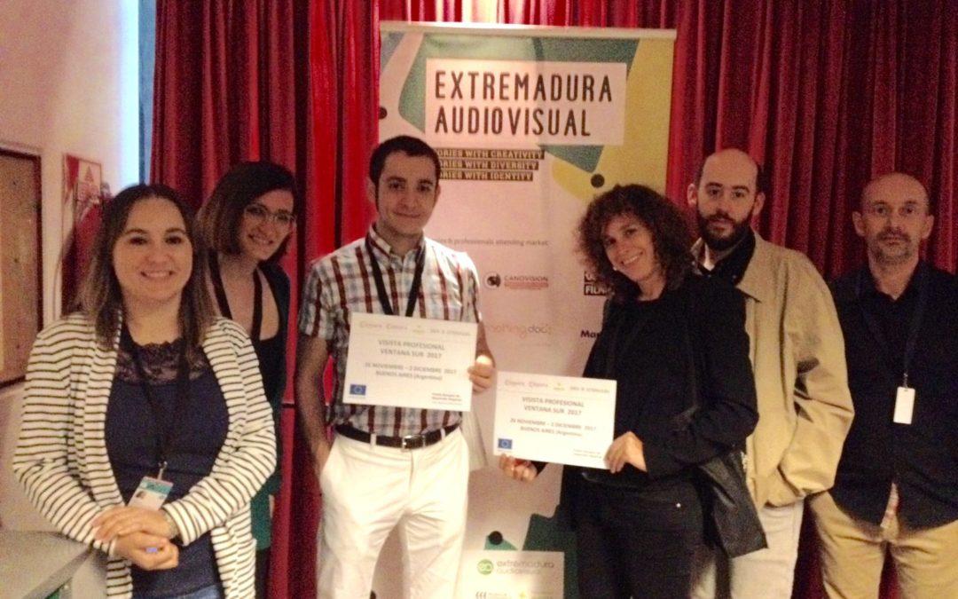 Extremadura Audiovisual se presenta en 'Ventana Sur' el mercado de cine más importante de Latinoamérica