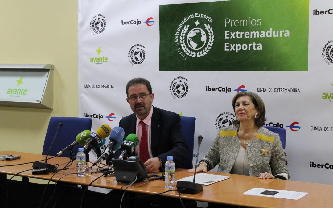 Abierta la convocatoria de candidaturas de la cuarta edición de los Premios Extremadura Exporta