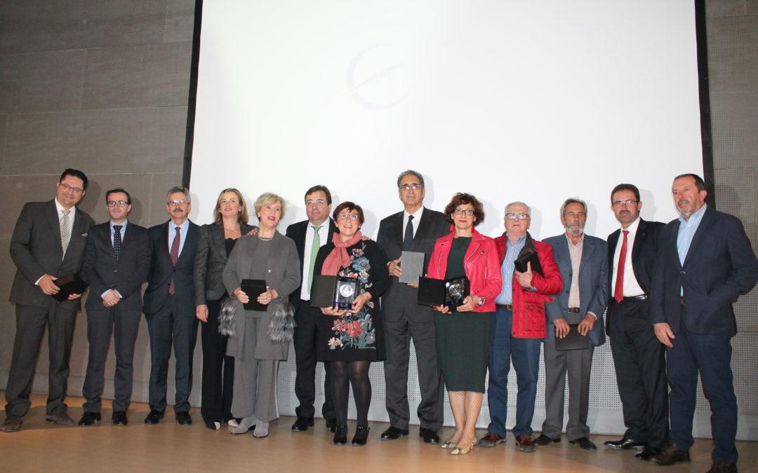 El presidente de la Junta de Extremadura pone en valor el gran trabajo realizado por SOFIEX en sus 30 años de vida
