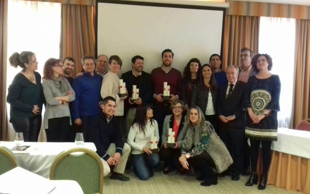 La Red de Mentores y Mentoras de Extremadura reconoce las mejores prácticas de mentorización en el último desayuno de trabajo del año