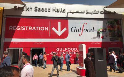Empresas extremeñas del sector agroalimentario participan en la 23ª edición de Gulfood Dubái 2018