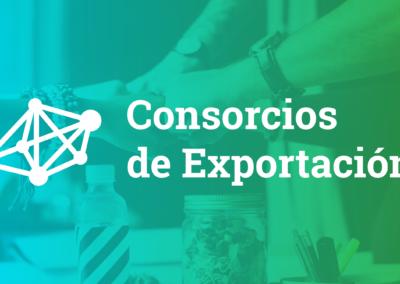 Consorcios de exportación 2018