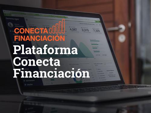 Plataforma Conecta Financiación