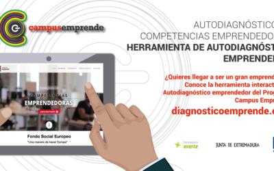 Avante presenta 'Autodiagnóstico de Competencias Emprendedoras' en el marco del Programa Campus Emprende