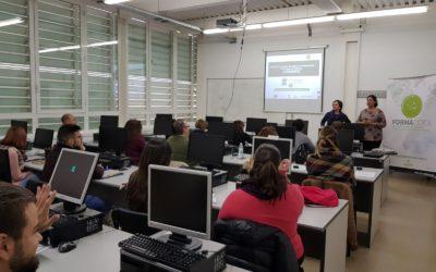 La Universidad de Extremadura comienza en Mérida las sesiones de Comercio Exterior en el marco de la formación teórica Formacoex 2018
