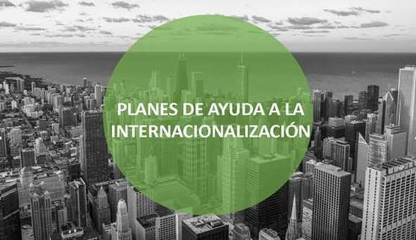 Abierta la convocatoria para los Planes de Ayuda a la Internacionalización