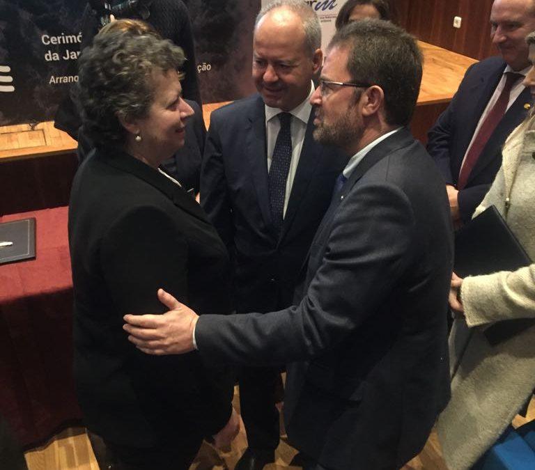 Extremadura da un paso importante para liderar el tráfico de mercancías españolas en Portugal