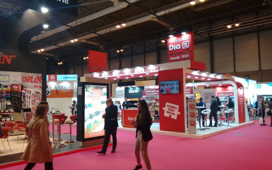 Avante pone a disposición de las empresas extremeñas una zona expositiva en la 24ª edición de Expofranquicia en Madrid