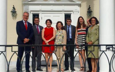 La misión integrada de Extremadura en Miami promocionará la cultura, el comercio y la educación de la Comunidad Autónoma en Florida