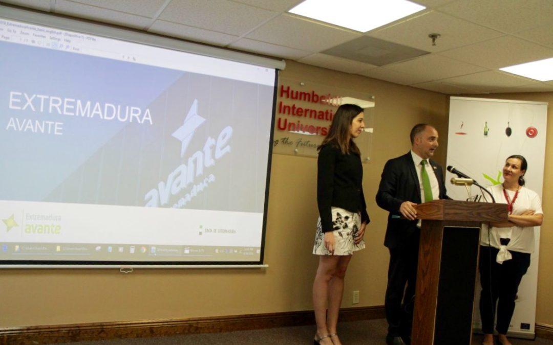 Extremadura abre en Miami su nueva oficina comercial